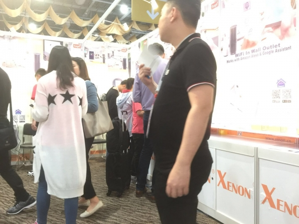 Bienvenue à nous rendre visite sur le stand 2Q05 Hall 2 AsiaWorld Expo Hong Kong du 11 au 14 avril 2018